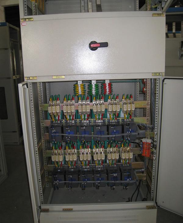 各种电柜接线图